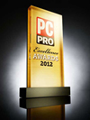 OKI Wins PC Pro Excellence Awards 2012 Laser Printer Category